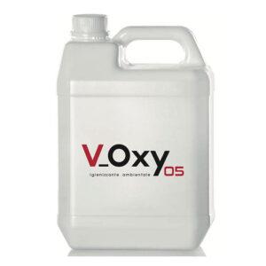 Soluzione igienizzante H2O2