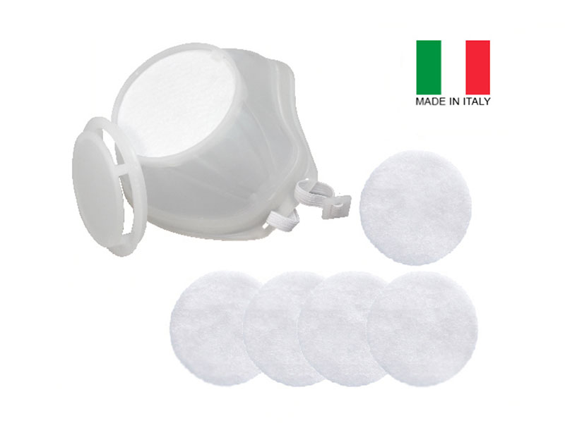 filtri mascherina dualmask